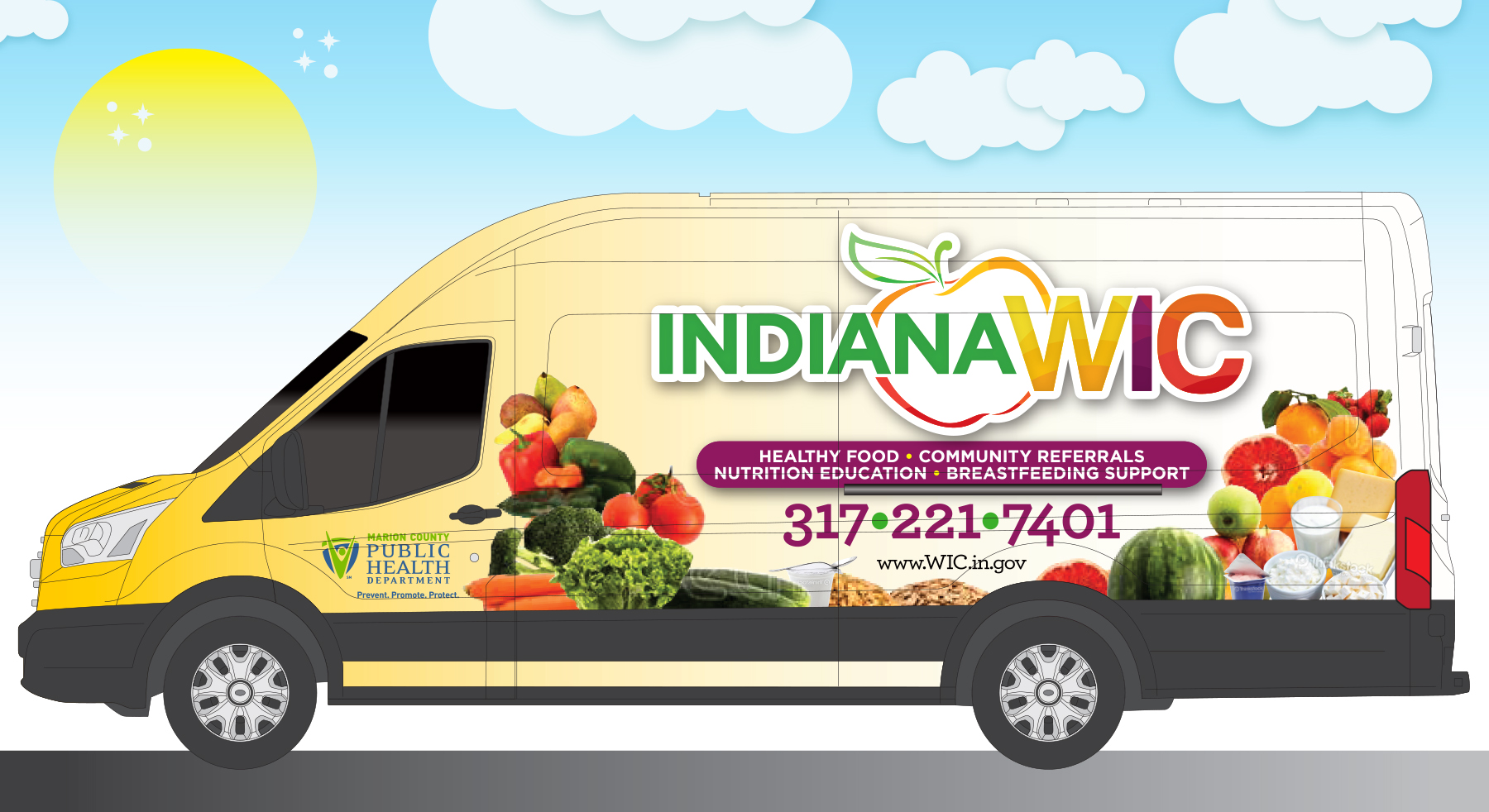 marion county wic mobile unit